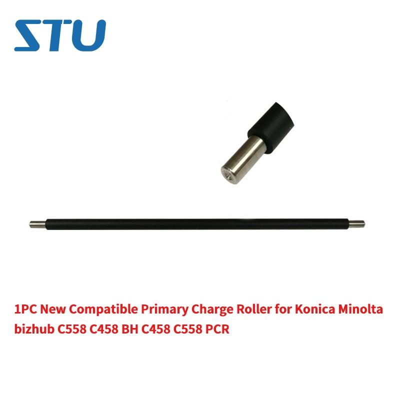1 шт. новый совместимый ролик для первичной зарядки Konica Minolta bizhub C558 C458 BH PCR|Детали