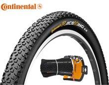 Continenta Race King 2.0 vtt pneu de vélo 26/27.5/29*1.95 2.0 2.1 2.2 pli pneu de vélo BMX 29 pneu vélo pièces bicicleta maxxi