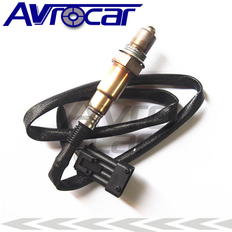 O2 Sensor Lambda Sensor de oxígeno aire Sensor de índice de combustible para PORSCHE SAAB 4570909. 99660616801, 2000-2009