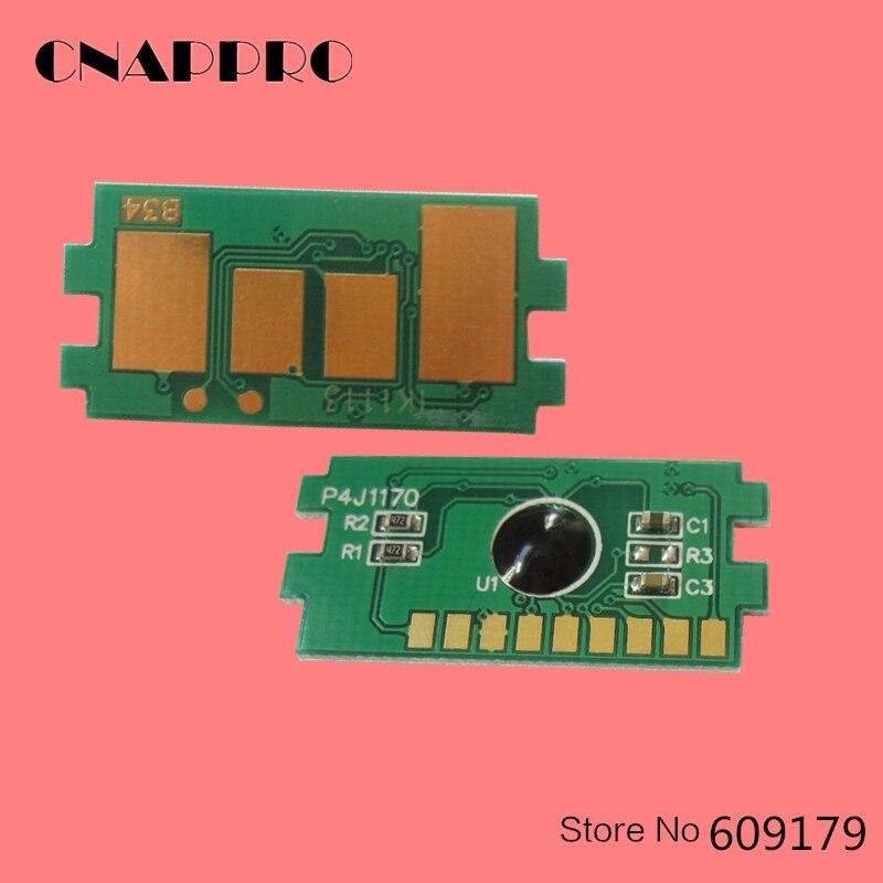 2 pzas/lote TK-1127 tk1127 1127 tóner de copiadora chip de cartucho para impresora para Kyocera FS1060DN FS1325MFP FS 1060DN FS 1325MFP priner chip