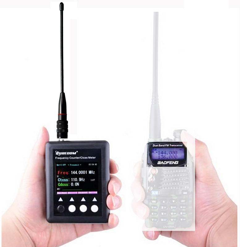 SURECOM-جهاز اختبار راديو رقمي محمول ، جهاز اختبار راديو 27 ميجاهرتز-3000 ميجاهرتز ، عداد تردد لجهاز اتصال لاسلكي ، مقياس CTCSS CDCSS ، جديد