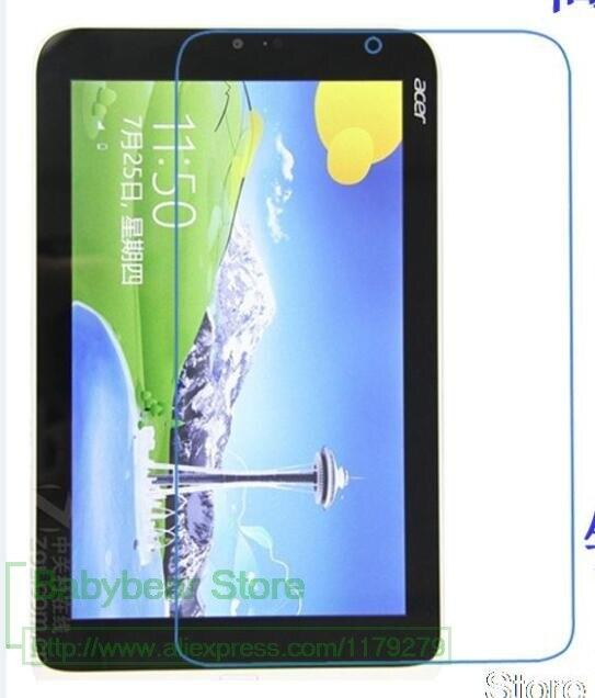 Protector de pantalla suave Ultra claro/mate HD LCD película protectora de pantalla para Acer Iconia W3 W3-810 8 pulgadas