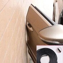 5Meter U Type Car Door Edge Scratch Guard Protector Strip Car-styling for Toyota corolla rav4 Yaris prius hilux accessories
