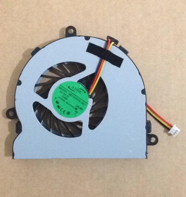 SSEA Brand New CPU Cooling Fan for Dell inspiron 15R 3521 3721 5521 5535 5537 5721  laptop fan