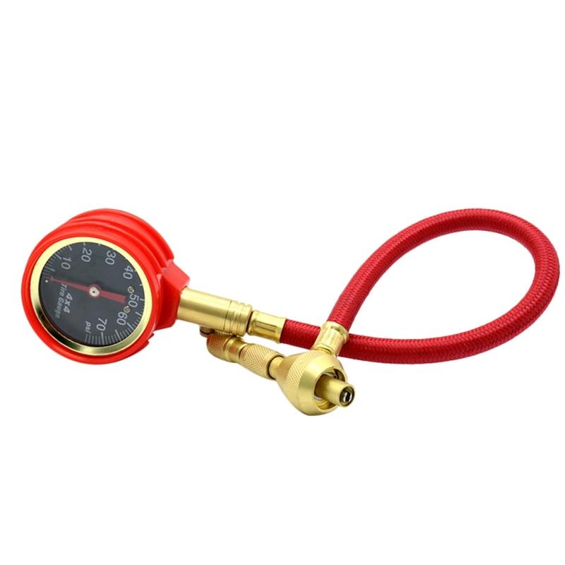 Medidor de presión de neumático de coche
