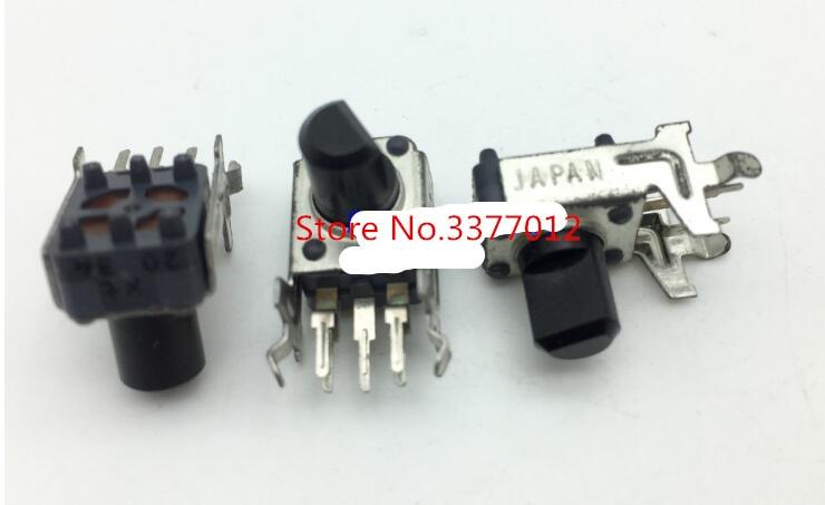 Commutateur alpine A20K double potentiomètre   Pour clavier Casio RK09 résistance au potentiomètre A20kX2 2 pièces/lot
