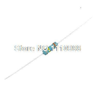 500x Resistores 390 K Ohms OHM 1/2 W Filme de Carbono De 5% 1/2 Watt