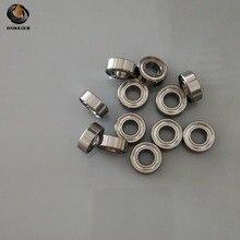 Roulements à billes S688ZZ   Roulements à billes, en acier inoxydable, 8x16x5mm, 10 pièces,