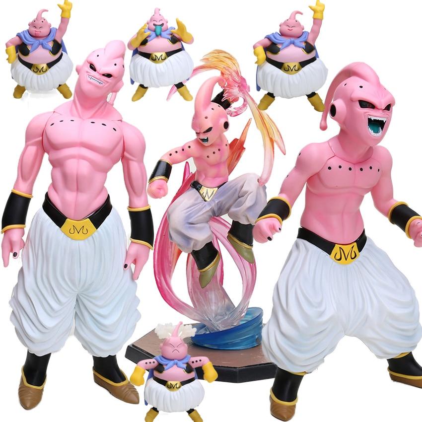 6 стилей 16-48 см фигурка Majin Buu ПВХ Фигурки Dragon Ball Z Супер сайян Dragon Ball Z фигурка DBZ шары дракона