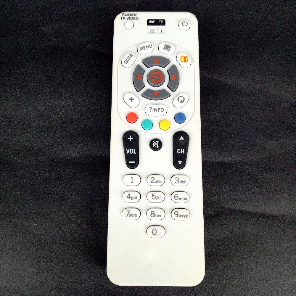 Original Remote Control For SKY RC2873301/01B RC287330101B RC64SW TV VIDEO Fernbedienung