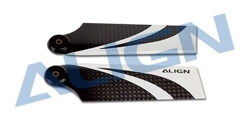 Align T-REX 500 70 Carbon Fiber Tail Blade HQ0700C trex 500 ersatzteile Kostenloser Versand mit Tracking