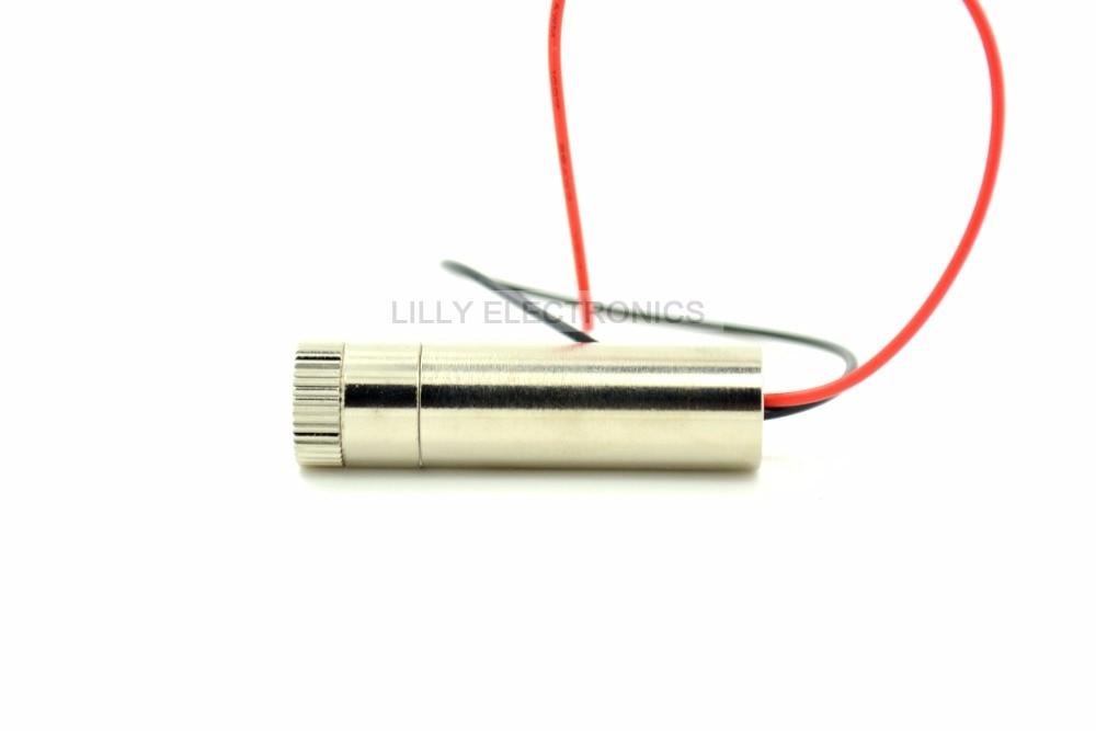 808nm 50mw инфракрасный лазерный модуль линии 120 градусов лазер