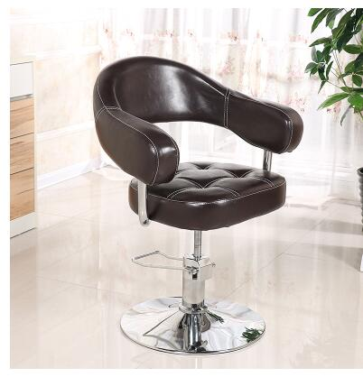 Hairdressing retro iron industrial wind hair chair.salon barber .35226