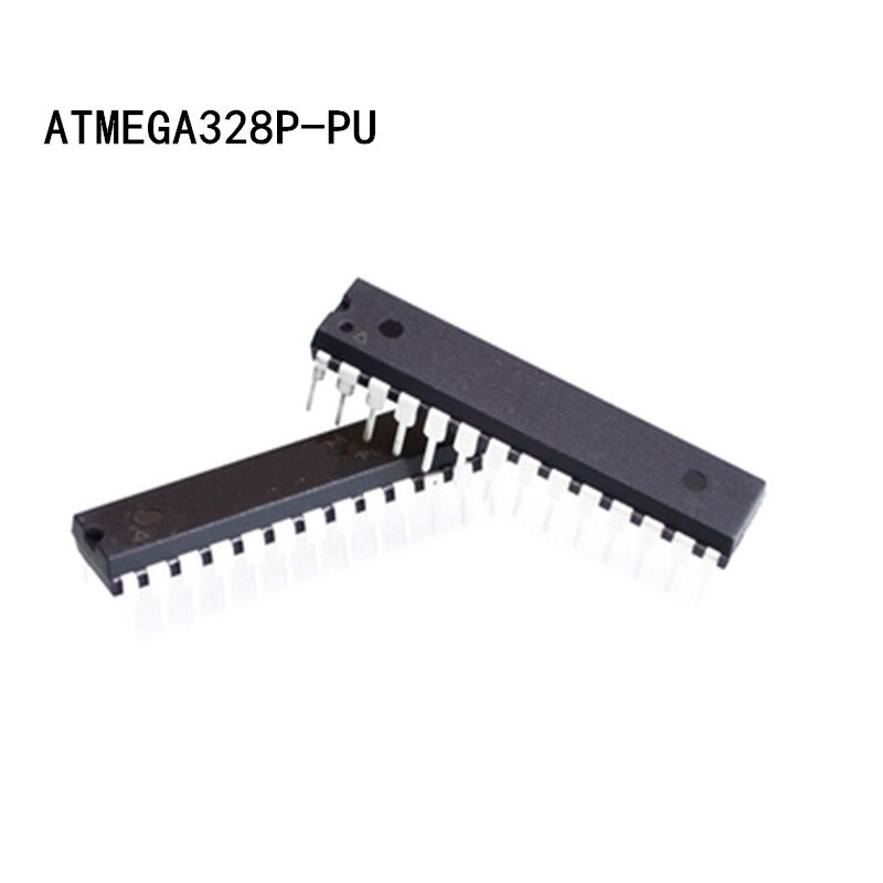 50 قطع ATMEGA328P-PU ATMEGA328-PU chip atmega328 كولسترول mcu avr 32 كيلو 20 ميجا هرتز فلاش DIP-28