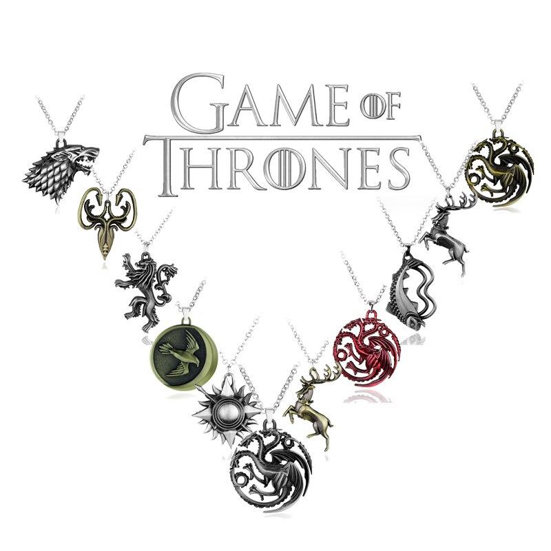 """Семейный знак """"Игра престолов"""", """"Дом СТАРКОВ, Льва, волка, Dragon Deer, Lannister, Таргариен, Старк, Баратеон, Arryn, Greyjoy"""