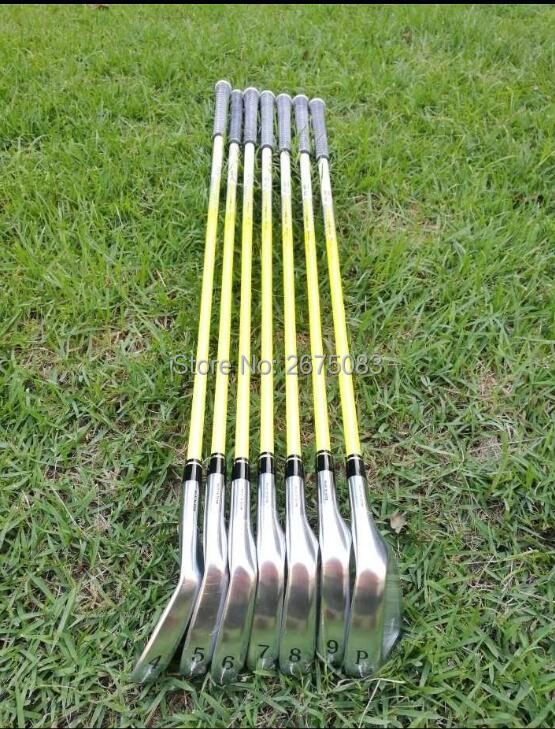 Golf Clubs AF303   SUS316  Golf irons set  clubs with Graphite Golf shaft  Free shipping
