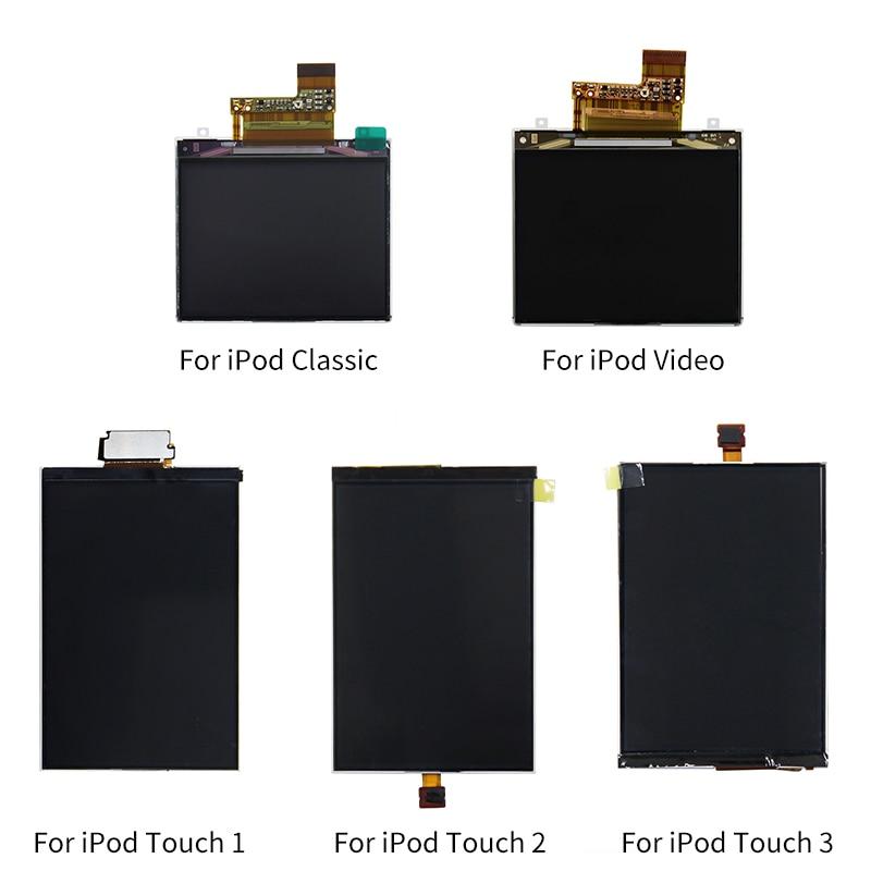 Ecran LCD pour ipod Video/classique/tactile 1/tactile 2/tactile 3 ecran LCD ecran tactile pièces de rechange pour ipod Classic