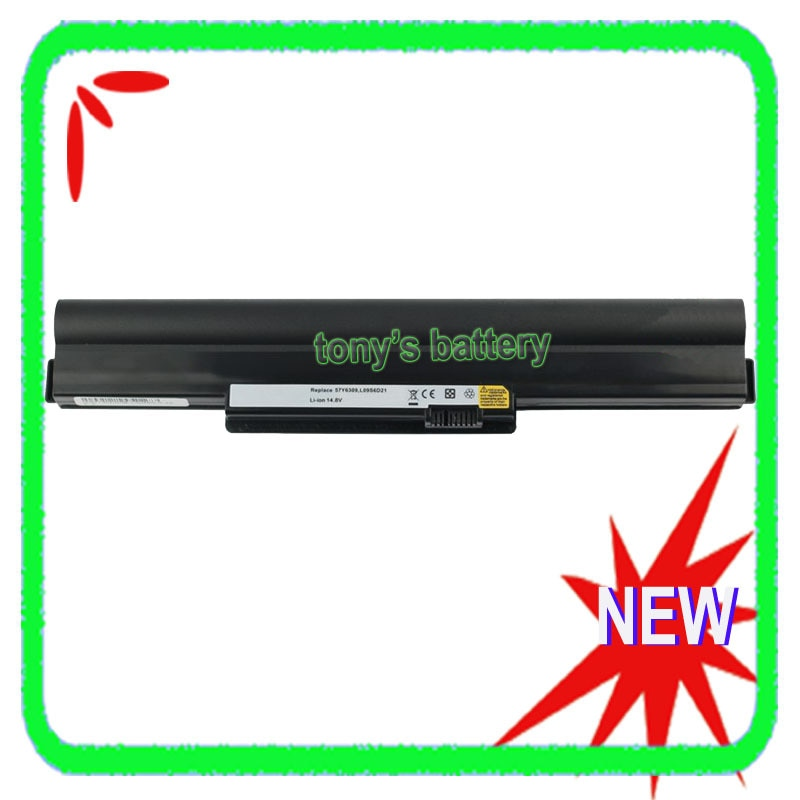 8Cell Laptop Battery for Lenovo IdeaPad U450 U450A L09L4B21 L09S4B21 L09L8D21 L09S8D21