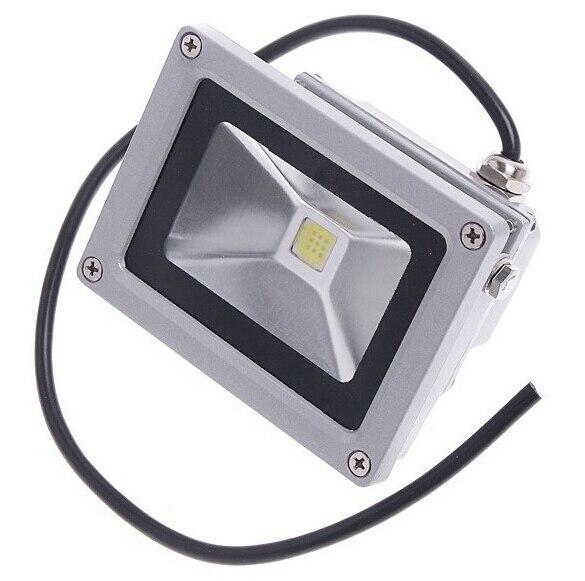 Reflector LED de 12v de CC, luz Exterior, paisaje de Exterior, blanco...