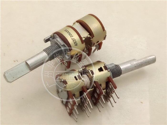 مقياس جهد رباعي بمقبض طويل 30 مم (مفتاح) ، مستورد ، أصلي ، 16 نوع ، 20KAx4 A20K ، 100%