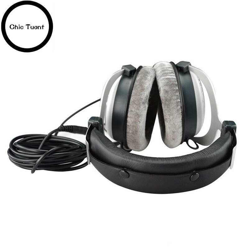 BEYERDYNAMIC DT440 DT660 DT770 DT860 DT880 DT880PRO DT990 DT990PRO DT531 DT55 auriculares de diadema cojín