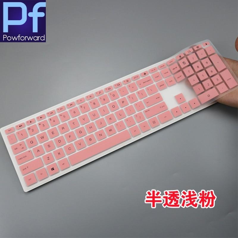 Para hp pavilion 27-xa0055ng 27-xa0370nd 27-xa0076hk 27-xa0010na tudo-em-um pc teclado capa protetor desktop filme de computador