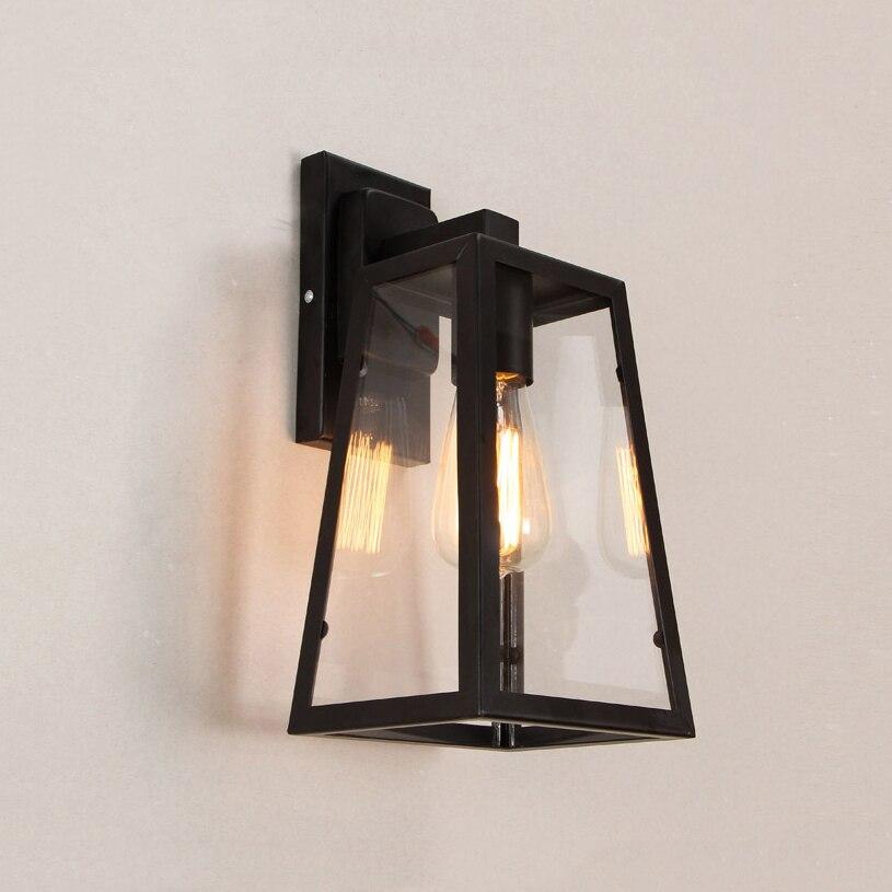Lámparas Retro de loft, luces invisibles para restaurante, escalera, pasillo, dormitorio, sala...