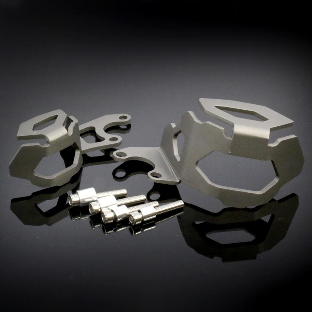 Для R1200GS 2008-2012 R1200 GS ADV 2009 2010 2011 2012 2013 мотоцикл ремонт Приключения передний тормоз сцепления защита масляного стакана