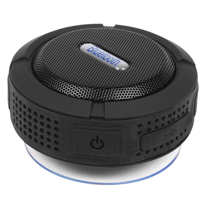 Последние 5 Вт 145 г перезаряжаемый IPX5 Водонепроницаемый ударопрочный пыленепроницаемый и Снежный Bluetooth V3.0 + Портативный A2DP ISSC стерео динамик