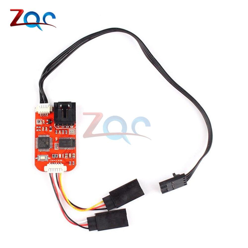FPV Контроллер полета N1 OSD модуль с жестовым дисплеем дроссельной заслонки для NAZA V1 V2/NAZA M Lite GPS
