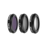 Mavic 2 Zoom 3PCS Set UV CPL ND8 Filter Camera Lens Filters MCUV Filter for DJI Mavic 2 drone parts accessories