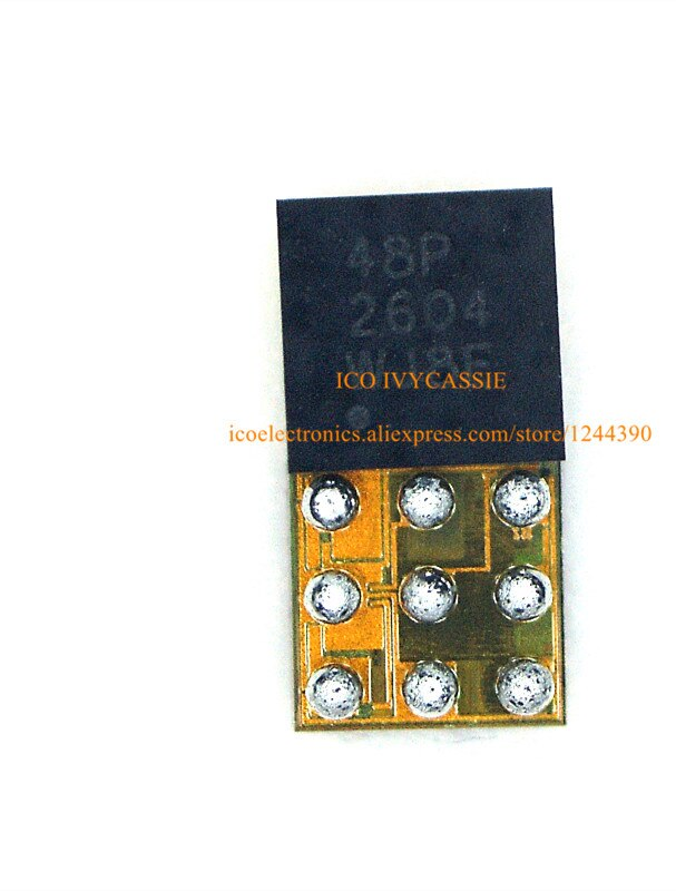 Para iPhone 6 iPhone 6 6 P 6 plus U1400 vibración Control IC chip 2604 9 pines motor vibrador Vibe conductor Chip