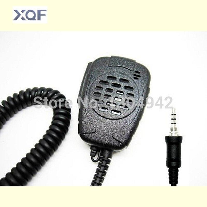 Micrófono de hombro, altavoz de mano, 1PIN para Yaesu / Vertex-Standard /...