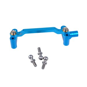 WL Toys Racing A959 A969 A979 K929-B A949-08 Metal Upgrade Plastic Steering Block Rc Spare Parts Accessories Accessory Rc Car