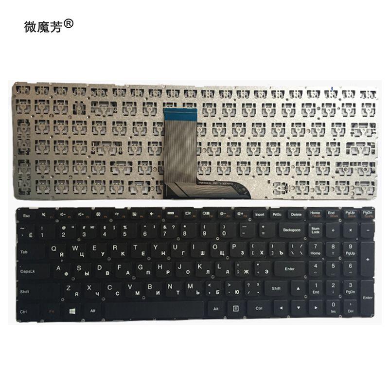 جديد الروسية لا الخلفية لوحة المفاتيح لينوفو IdeaPad 700 15 17 700-15 700-15ISK 700-17ISK 700-17 700-15-ISE 700-15-IFi RU