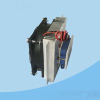 XD-2024 Refrigerator Module Semiconductor Kit Mini Aquarium Chiller 15L Small Refrigerator