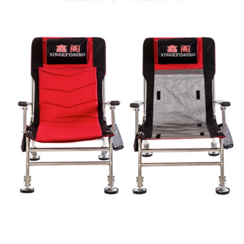 Taburete retráctil plegable para acampar, silla de acampada, muebles de exterior, sillas...