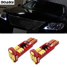 2x T10 Canbus LED luz de estacionamiento para Lexus RX350 RX300 IS250 RX330 LX470 IS200 LX570 GX460 GX ES LX ES IS350 LS460 SC430 GS300