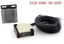 Interruptor Do Sensor Photoelectrische E3JK-R4M1 Schalter 90 Especular AC-250 V Typ 4 m