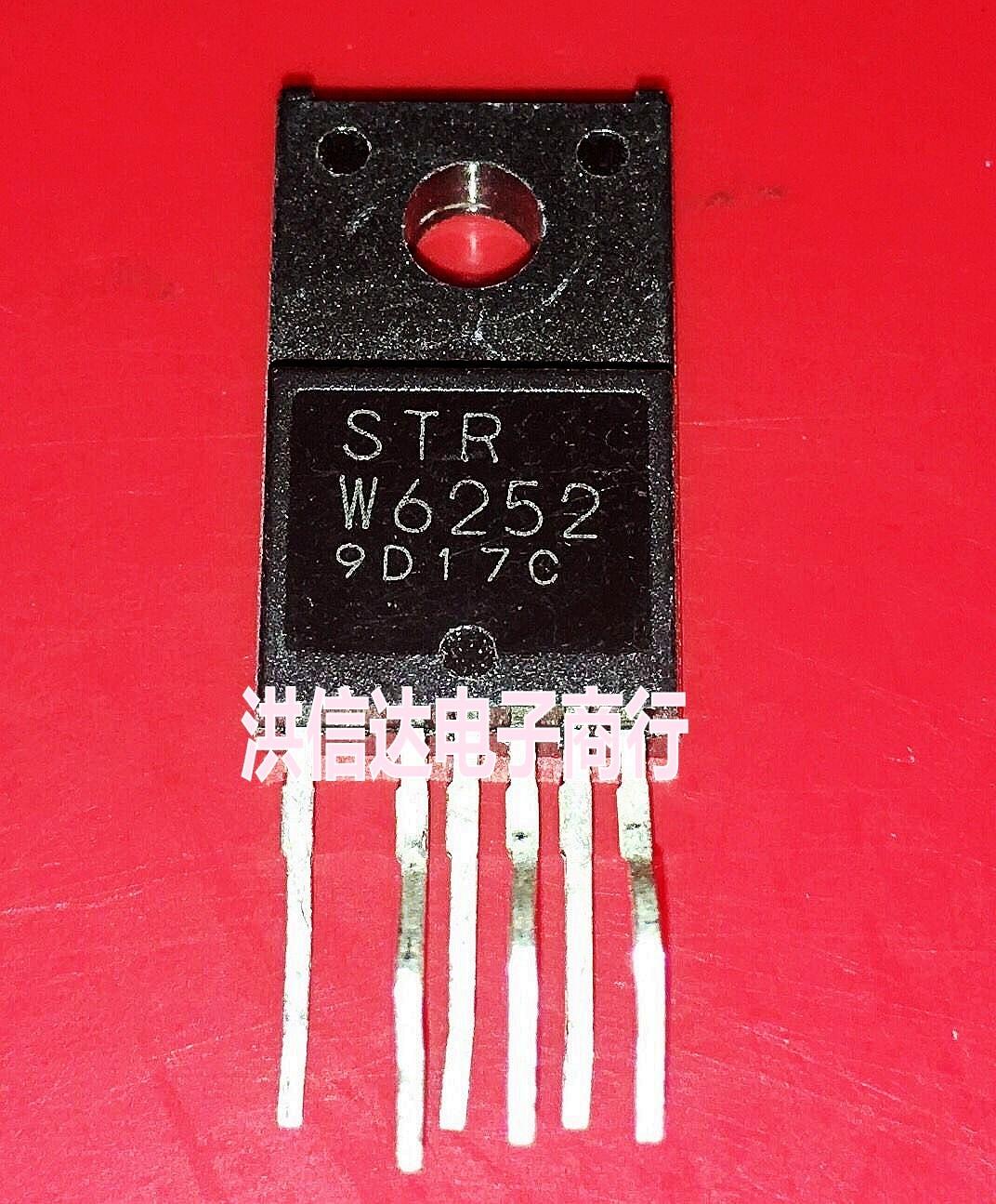 1 unids/lote STRW6252 STR-W6252 TO-220F en Stock