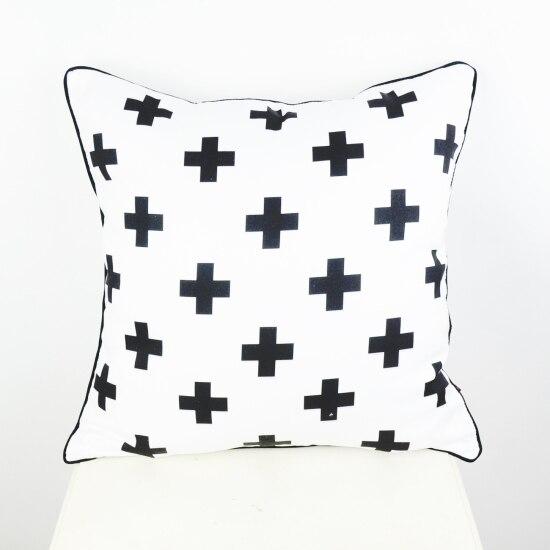 "Funda de almohada decorativa 18 ""* 18"" almofadas decorativas"