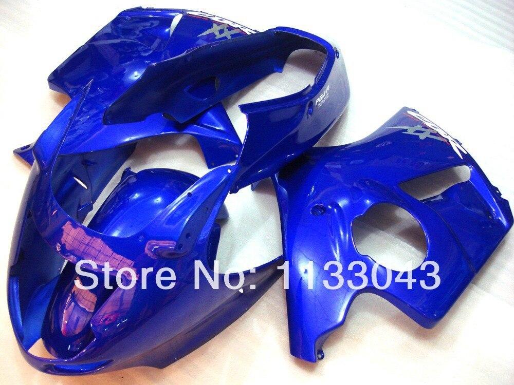 Carenado all azul para Honda CBR1100XX 96-05 CBR1100 XX 96 05 Q2356f 1996 2005 CBR 1100XX 96 05 CBR 1100 XX 96 05 + 7 regalo