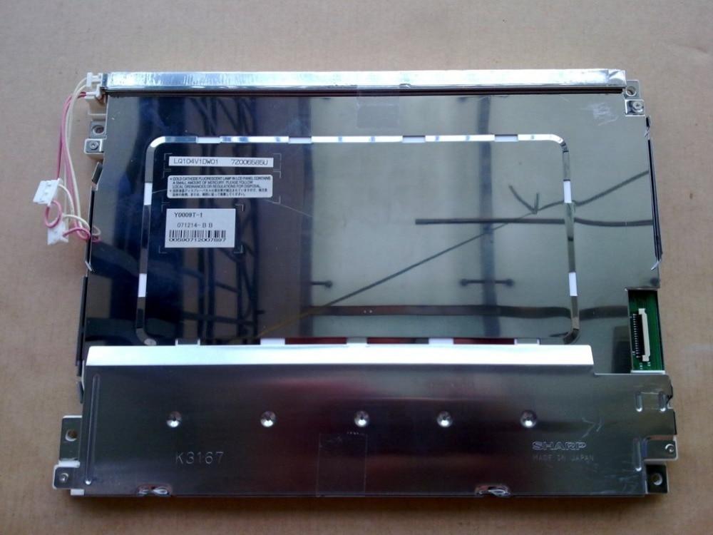 LQ104V1DG83 Pantalla de panel LCD de 10,4 pulgadas 640*480 grado original A un año de garantía