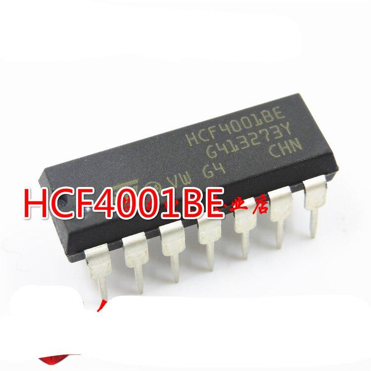 100 piezas HCF4001BE HCF4001 DIP