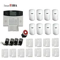 SmartYIBA telephone sans fil filaire   SIM  GSM  cambrioleur  securite GSM  systeme dalarme  anglais et russe  livraison gratuite