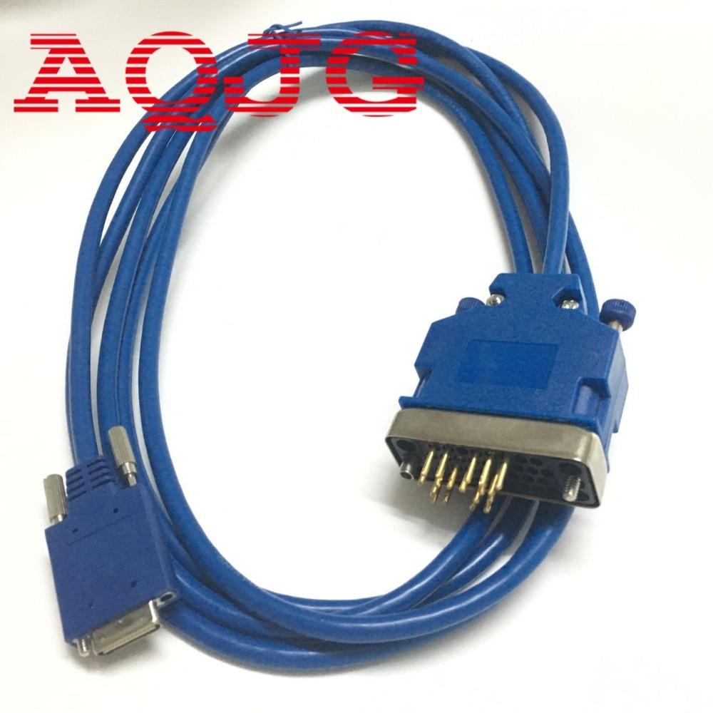 10 قدم طول شبكة راوتر كابل CAB-SS-V35MT V.35 كابل ل Cisc0 WAN واجهة بطاقة WIC-1t Hwic-1t Hwic-2t جديد الأزرق AQJG