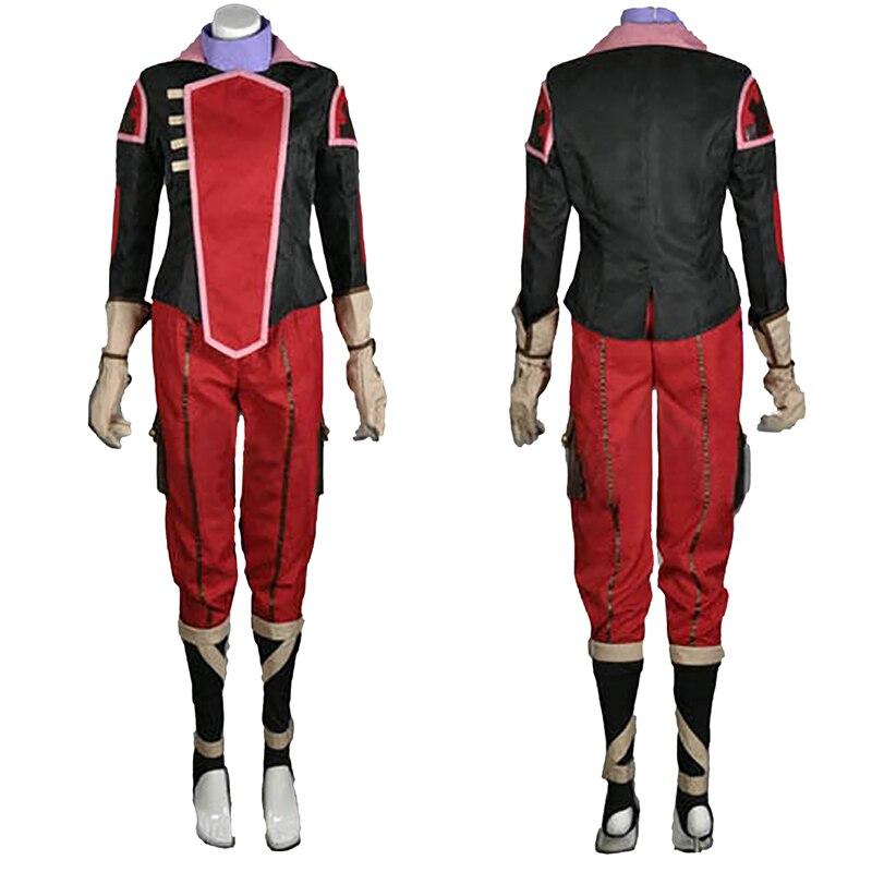 طقم ملابس تنكرية لشخصية الرسوم المتحركة أسطورة كورا أسامي ساتو زي تنكري كامل الحجم للكبار