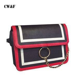 Crossbody bag Cover Preppy style  Flap Small women bags female shoulder messenger handbag purse pouch