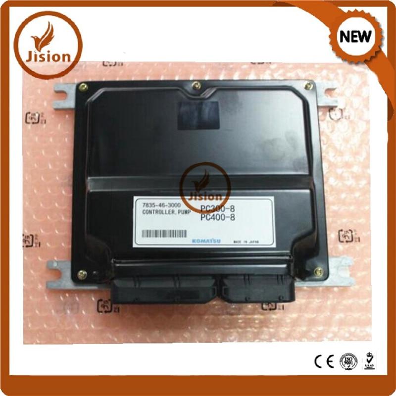 PC200-8 PC210-8 PC220-8 PC240-8 PC270-8 מחפר הידראולי בקר מחשב לוח 7835-46-1009