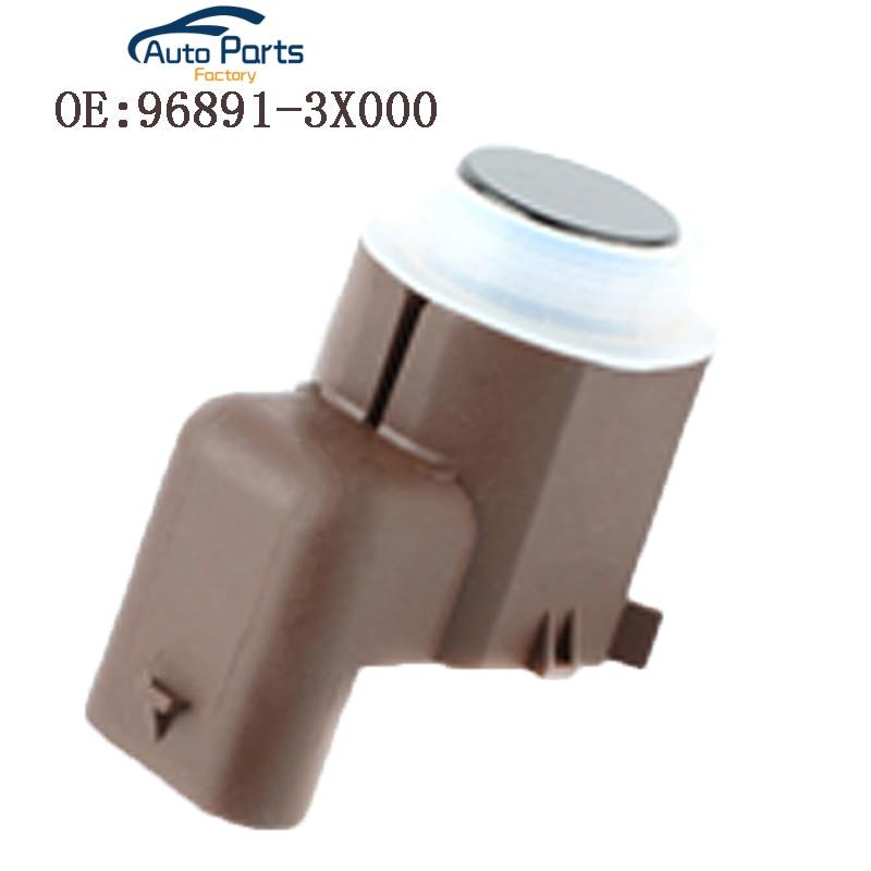 Color Negro nuevo aparcamiento PDC Sensor para Hyundai Kia 96891-3X000 968913X000 4MS272H7E 968913X000PW6